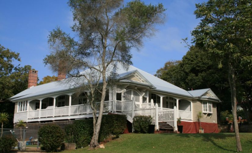 Weemalla House In Corinda Stands As Symbol Of Brisbane's Elite In The Early 20th Century