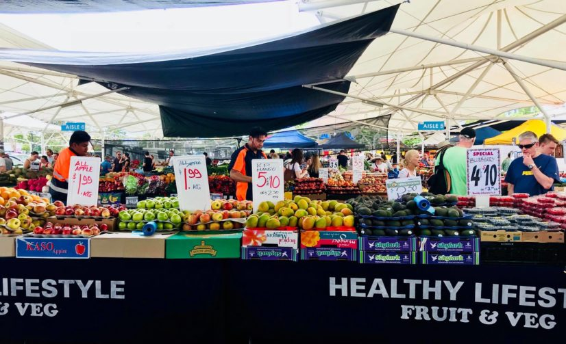 A Lucky Mum May Win a $200 Swag Bag at the Brisbane Markets in Rocklea this May