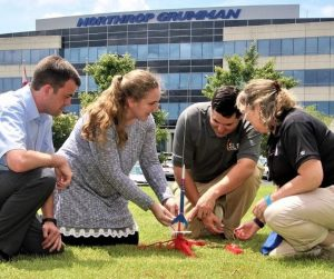 Darra-Based PFi, Northrop Grumman to Launch Science of Rockets STEM Program in Queensland