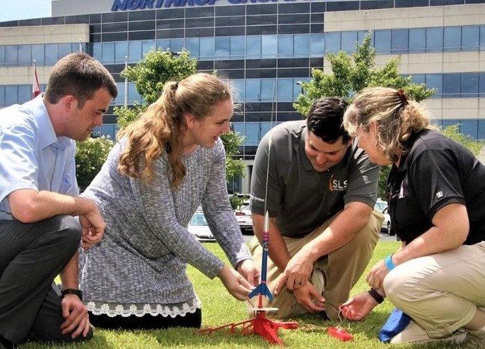 Darra-Based PFi, Northrop Grumman to Launch Science of Rockets STEM Program in Queensland